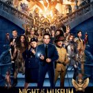 Night At The Museum : Secret Of The Tomb fINAL Original Movie Poster Double Sided 27x40