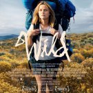 Wild fINAL  Original Movie Poster Double Sided 27x40