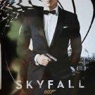 Skyfall Regular November   Original Movie Poster Double Sided 27 X40
