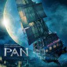 Pan  Original Movie Poster Double Sided 27x40
