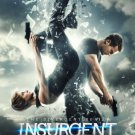 Insurgent Regular Original Movie Poster Double Sided 27x40