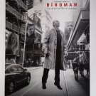Birdman White Very rare  Original Movie Poster Double Sided 27x40