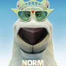 Norm Of The North Advance Original Movie Poster Double Sided 27x40