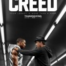 Creed Advance A Original Movie Poster Double Sided 27x40
