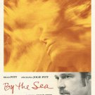 By the Sea Original Movie Poster Double Sided 27x40