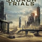 Maze Runner : Scorch Trials Version A Double Sided Original Movie Poster 27x40