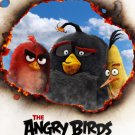 Angry Birds Regular  Original Movie Poster Double Sided 27x40