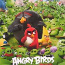 Angry Birds Final  Original Movie Poster Double Sided 27x40