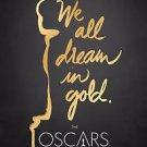 Oscar Academy Award 2007  Style A Poster 13x19 inches