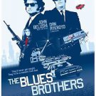 Blues Brothers Style L Movie Poster 13x19 inches