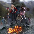 Buffy The Vampire Slayer  Movie Poster Style H  13x19