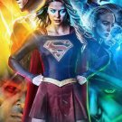 Supergirl Tv Show  Poster Style d 13x19 inches