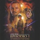 Star Wars Episode 1 Spanish Double Sided Original Movie Poster 27x40 inches
