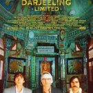 Darjeeling Limited Double Sided Original Movie Poster 27x40 inches