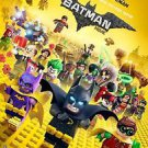 The Lego Batman Movie Style e Movie Poster 13x19