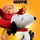 Peanuts tHE Charlie mOVIE Regular Original Movie Poster Double Sided 27x40