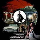Skyfall  Style D Movie Poster 13x19