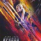 Star Trek Beyond Intl  Original Movie Poster Double Sided 27x40