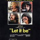 Beatles Let It Be Style C   Poster 13x19 inches
