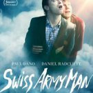 Swiss Army Man Original Movie Poster Double Sided 27x40