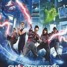 Ghostbusters Intl (2016) dOUBle Sided Original Movie Poster 27x40  inches