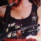 Terminator Sarah Connor Chronicles Tv Show One Sided  Orig Movie Poster  27X40