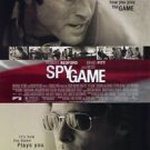 Spy Game Original Movie Poster Single Sided 27x40 inches