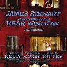 Rear Window 1997 Re- Issue Rare Movie Poster Original (Red)