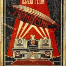 Led Zeppelin Physical Style n Poster 13x19 inches