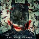 Batman Dark Knight  Style F Movie Poster 13x19 inches