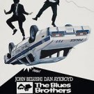 Blues Brothers Style E Movie Poster 13x19 inches