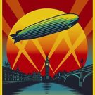 Led Zeppelin Celebration Day  Poster 13x19 inches