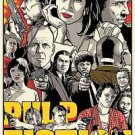 Pulp Fiction (Version F) Movie Poster 13x19 inches