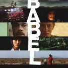 Babel Double Sided Original Movie Poster 27x40 inches