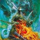 Godzilla VS Mechagodzilla Movie Poster 13x19 inches