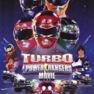 Power Rangers Turbo Original Movie Poster Single Sided 27x40  inches