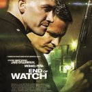 End of Watch Style B Movie Poster 13x19