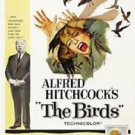 Birds The Style A Movie Poster 13x19 inches