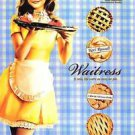 Waitress Double Sided Original Movie Poster 27x40 inches