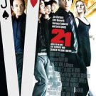 21 International 27x40 inches Original Movie Poster Double Sided