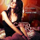 Casino Royale Style K Movie Poster 13x19 inches