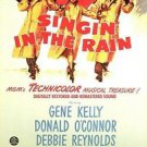 Singin' in the Rain Double Sided Orignal Movie Poster 27x40 inches