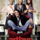 Arthur Double Sided Original Movie Poster 27x40 inches