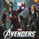 Avengers Style B Movie Poster 13x19
