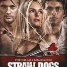 Straw Dogs International Double Sided Original Movie Poster 27x40 inches
