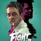 Fight Club Style C Movie Poster  13x19