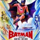Batman  Adam West  Movie Poster 13x19 inches
