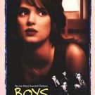 Boys Original Movie Poster Double Sided 27x40 inches