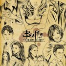 Buffy The Vampire Slayer  Movie Poster Style Y  13x19