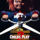 Child's Play 2 Style A Movie Poster 13x19 inches